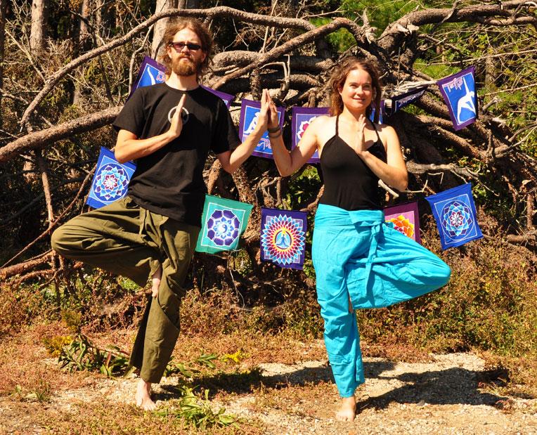 yoga, thai pants, fisherman pants