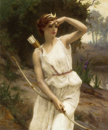 Guillaume-Seignac-xx-Diana-the-Huntress-xx-Private-Collection