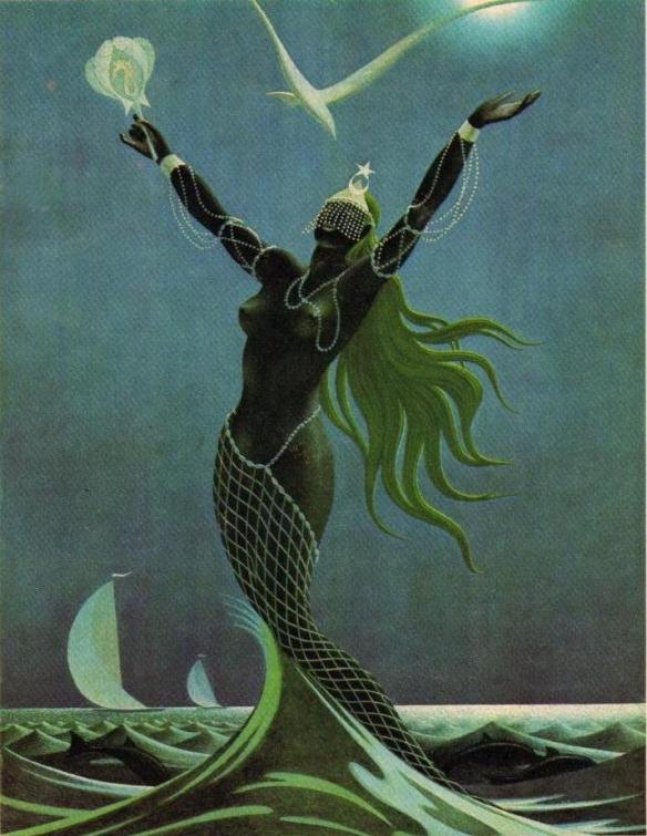 The-Black-Mermaid